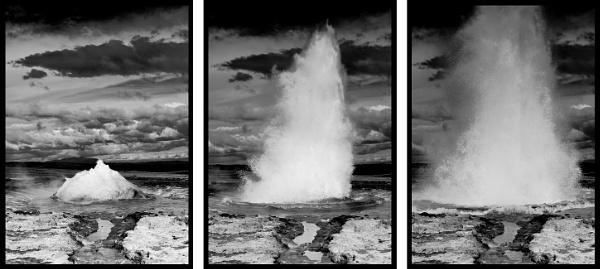 Stokkor Geyser, Iceland by VolcanoCowboy