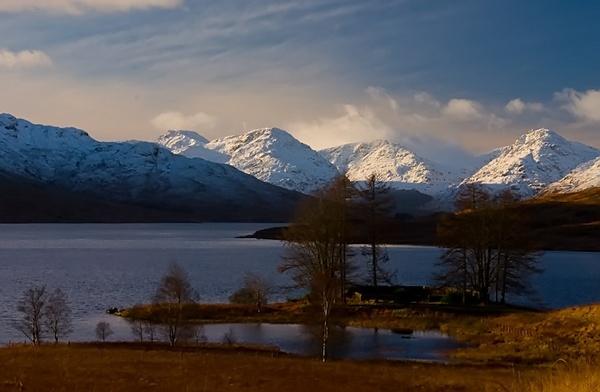 Loch Arklet 2005 by carrot_heid