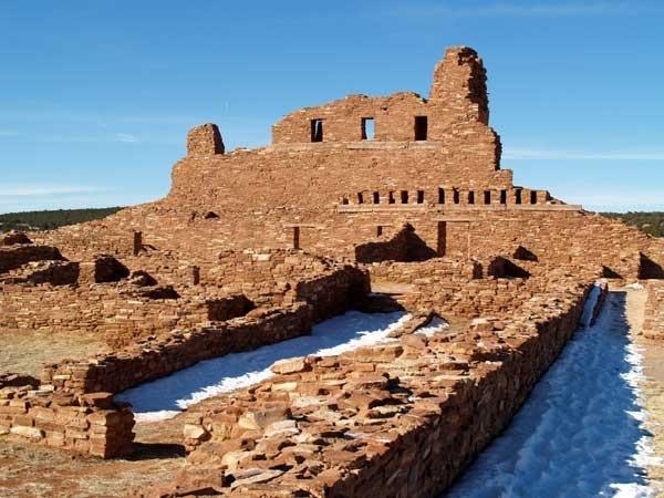 Salinas Pueblo Missions Nat\'l Monument by jakereaney