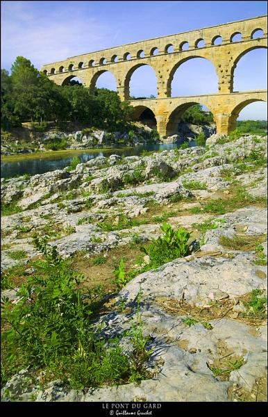 pont du gard by Guillaume