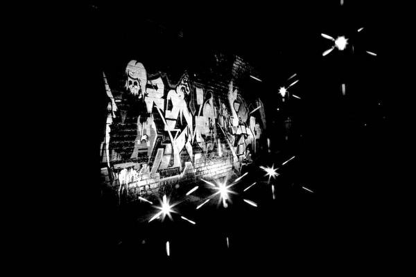 Night Graffiti by Shaun_Mclean
