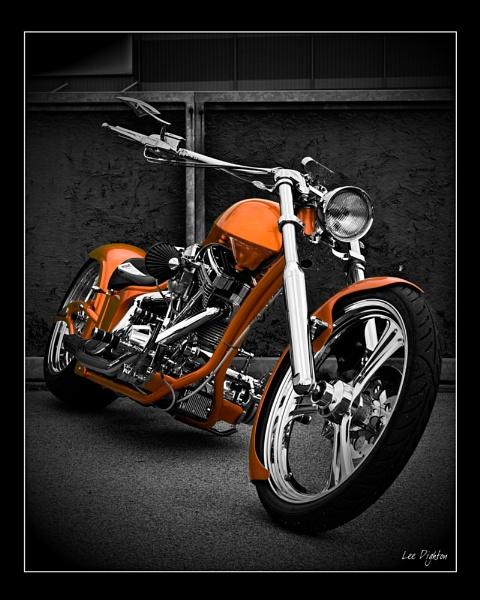 Custom Bike by leedighton
