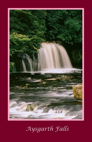 Aysgarth Falls by RAYMO