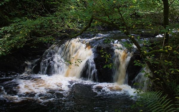 Glenariff Waterfall by rowarrior