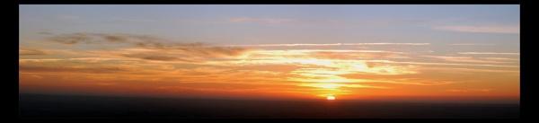 sunset stitch by palmypom