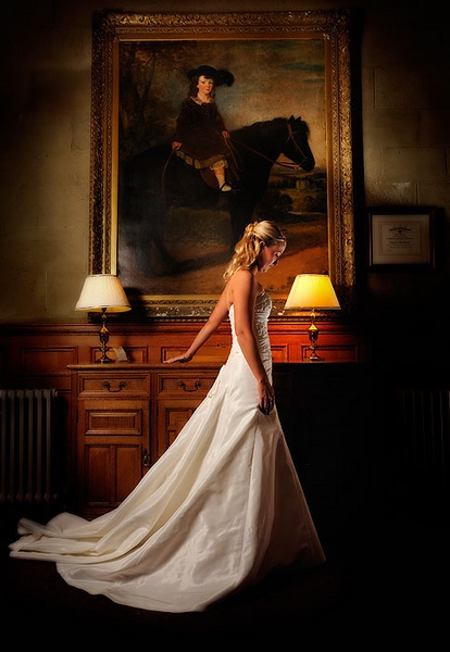 Bridal portrait by jogafoto