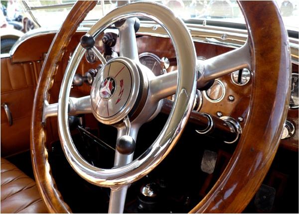 Steering wheel by WimdeVos