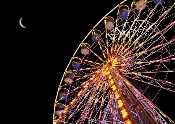 ferris wheel by WimdeVos