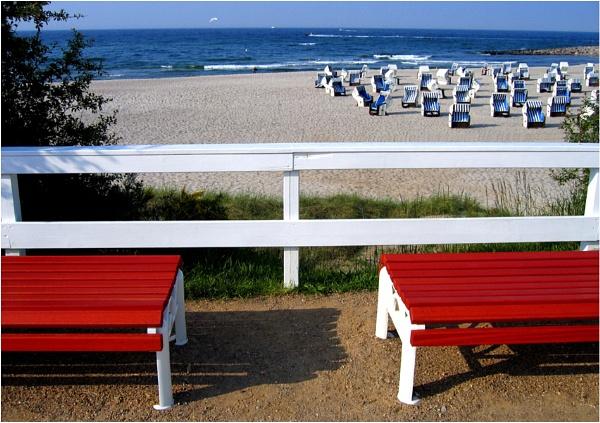 Beach view by WimdeVos