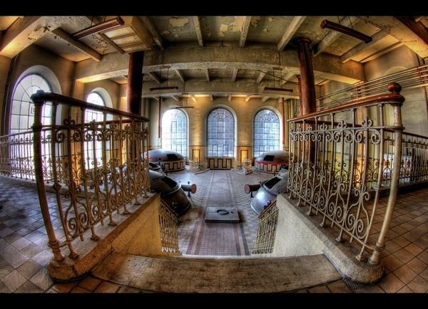 Old brewery by PeterK001