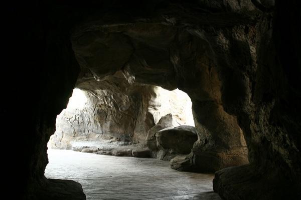 Cave by madhujitha