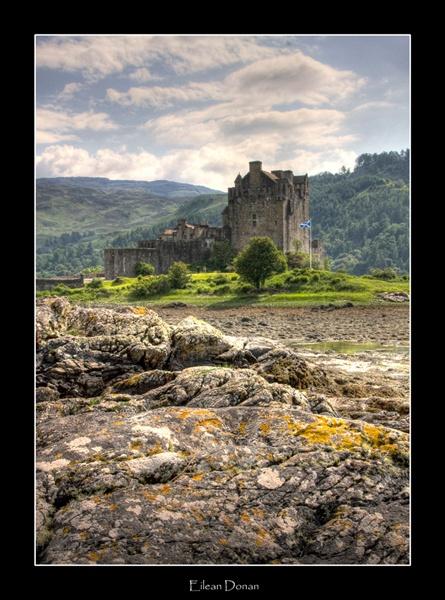 Eilean Donan Castle #2 by Mstphoto