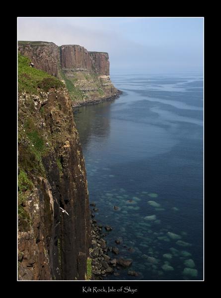 Kilt Rock, Isle of Skye by Mstphoto