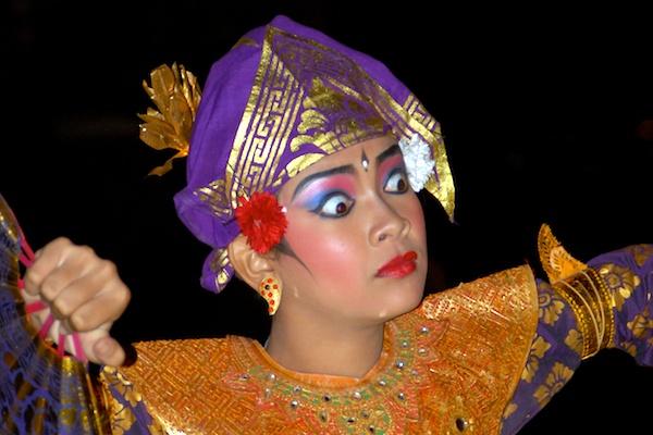 Bali Dancer by Digidiverdave