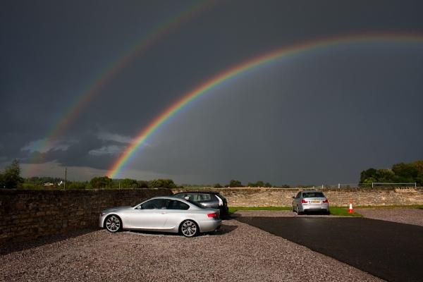 Rainbows by Steve Cribbin