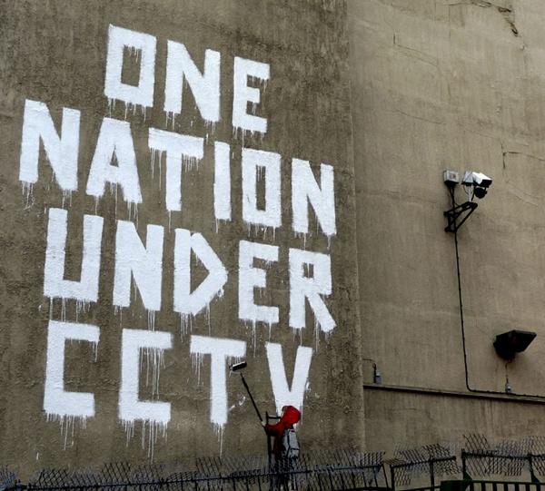 One Nation Under CCTV by tony64