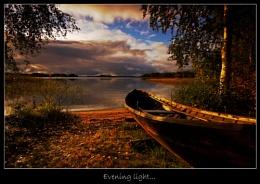EVENING LIGHT...