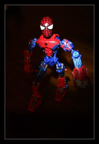 Spiderman by wayne100