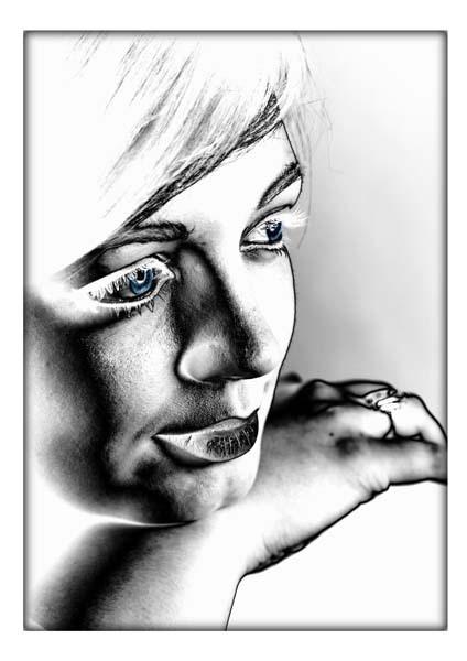 Blue Eyes by Cammy