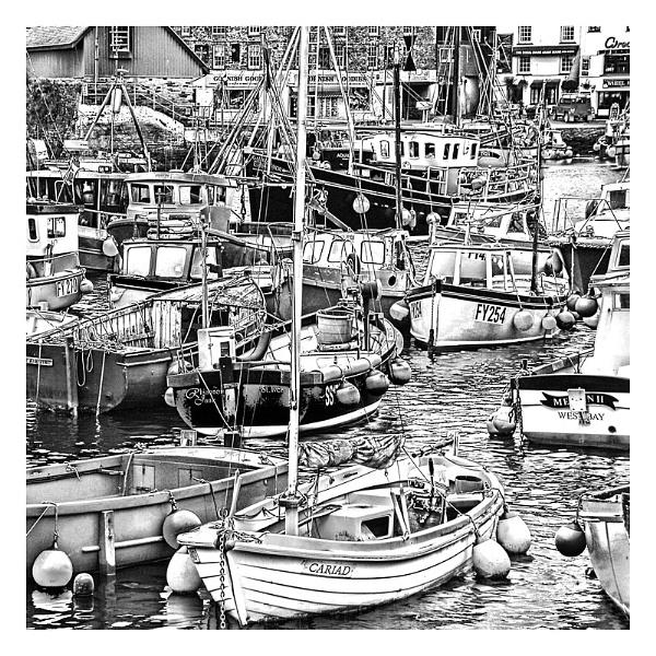 A Mess \'O\' Boats by BlueRoom