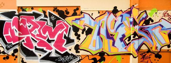 Vandalism or Art by SecretSnapper