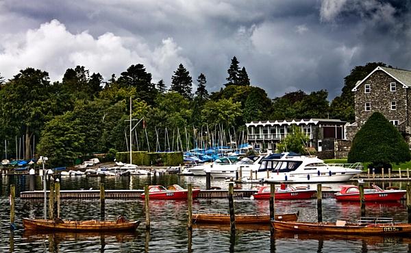 Lake Windermere by steve_r