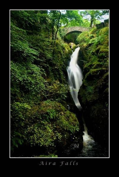 Aira Falls by RAYMO