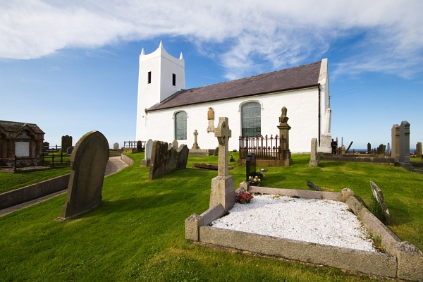 White Church Balintoy by rowarrior