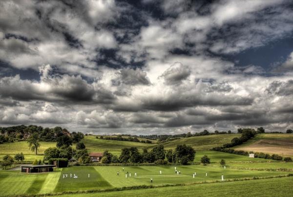 The Cricketers II by LlesdnilLegin