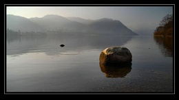 Early morning on Ullswater