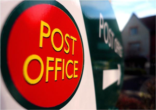 post office by WimdeVos