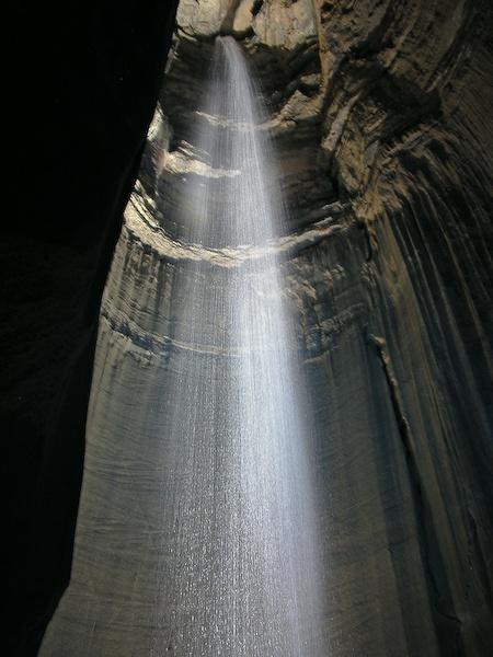 waterfall... by blumonkey