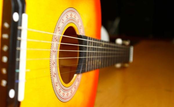 guitar by madhujitha