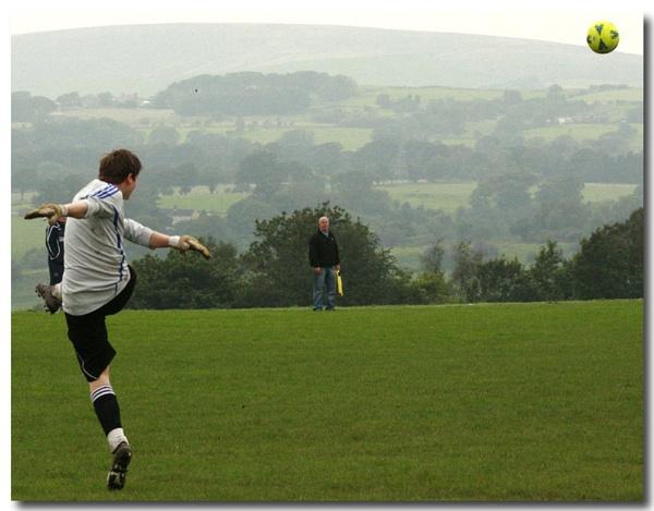 The Goalkeeper by JanieB43