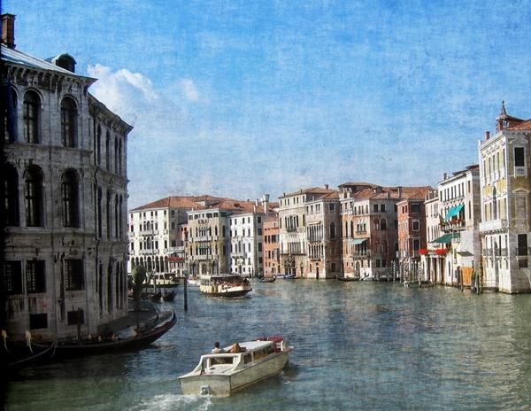 Venice Canvas by samoyed
