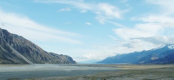 New Zealand south island by samjackster
