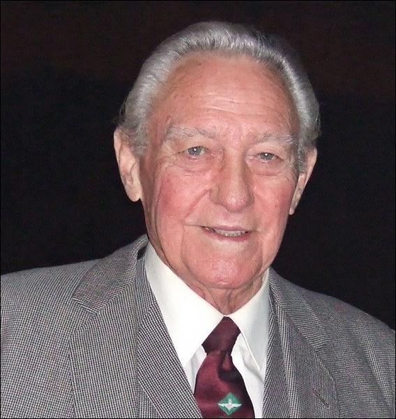 Richard Todd OBE by peterkin