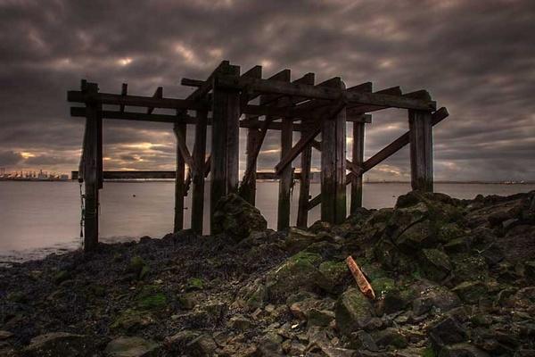 Powder Wharfe by photodocktor