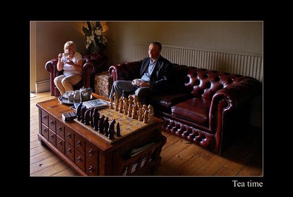 Tea time by C_Daniels