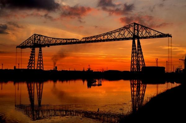 transporter bridge by dden