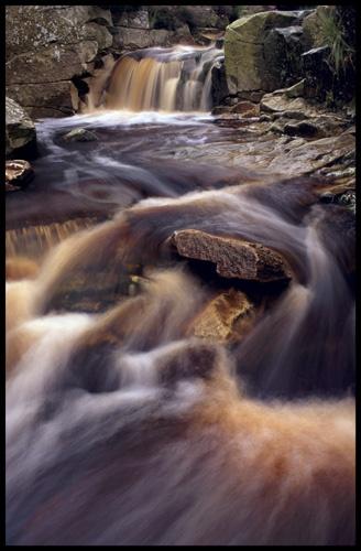 rocky stream by PeeCee
