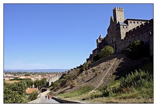 Carcassonne by JuliaGavin