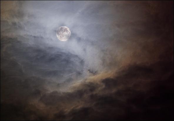 harvest moon by macdaniel