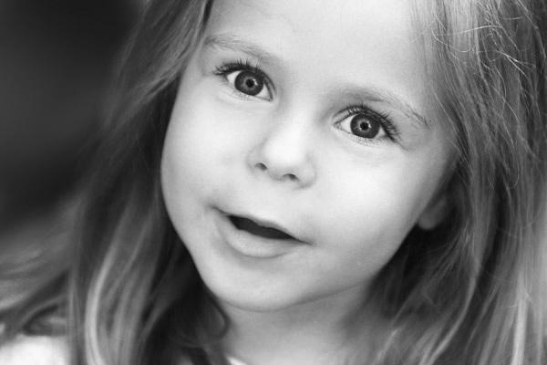 Little girl by vickik