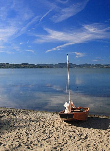 Lago di Trasimeno by Robak