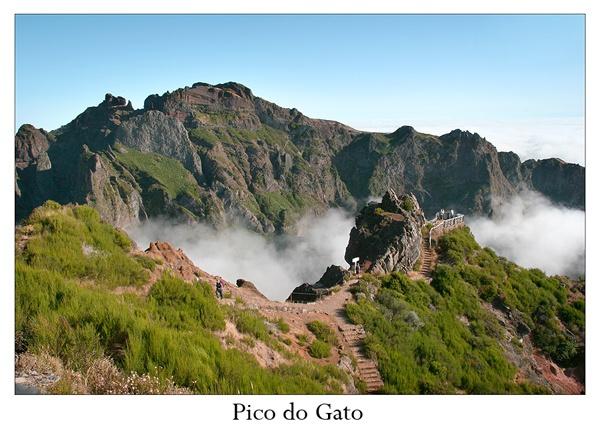 Pico do Gato by trekpete