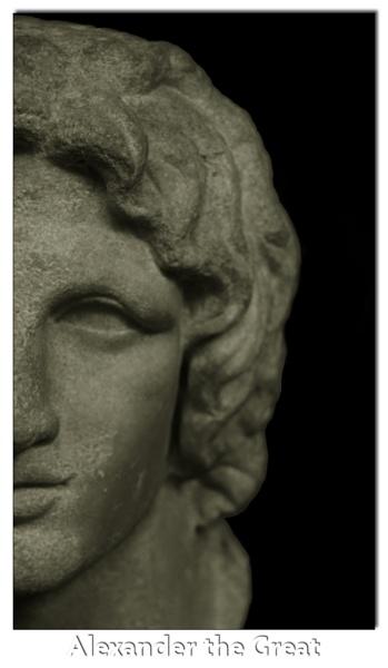 Alexander the Great by dwilkin