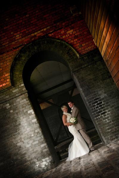 wedding by photogenick