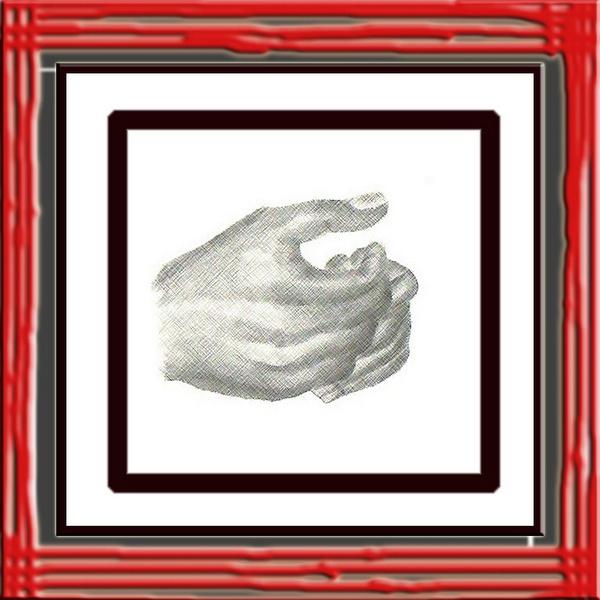 Hands, for Johanna by monashort
