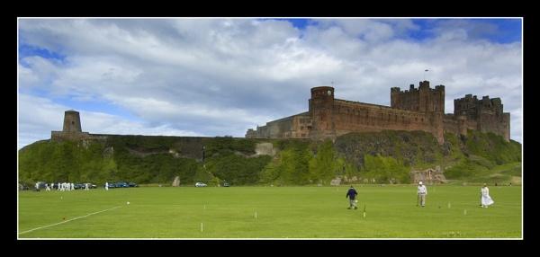 Bamburgh Castle by Boagman65